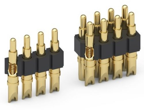 Mill-Max: Solder cup spring-loaded pins now have over 60% more stroke!