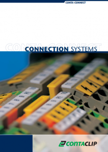 Contaclip Connection Systems Conta-connect